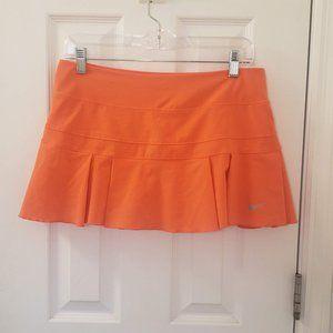 Nike Tennis Skirt Pleated Skort Shorts Tennis Mini